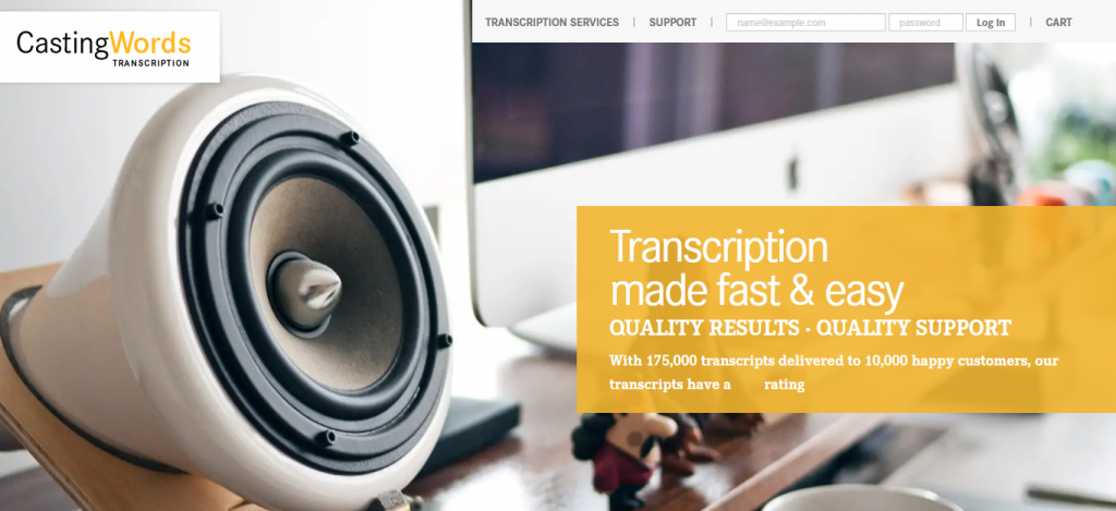 easy transcription jobs for beginners
